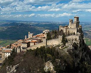 <strong>San Marino</strong> 13km